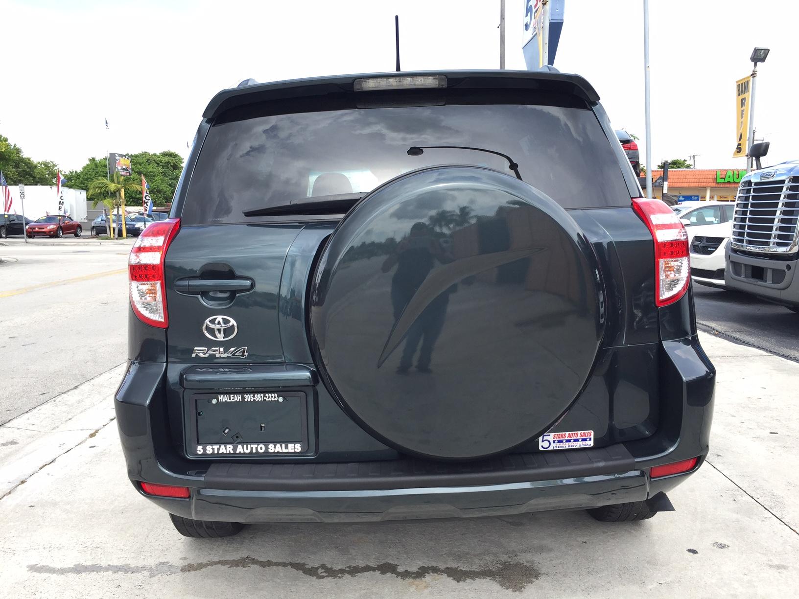 Star Auto Sales >> 2011 Toyota Rav4 Miami Car Dealer